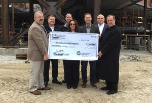 PCH Building Project Receives Funds