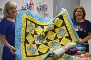 Quilters Donates to PCH