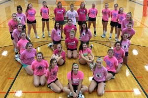 PHS Hosts Volley for Cure