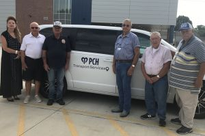 PCH Offers Transport Service