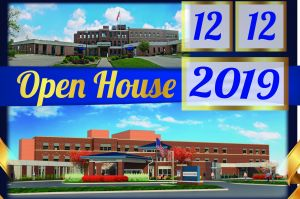 Public Invited to Open House